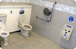 Toilet Facilities for the Disabled